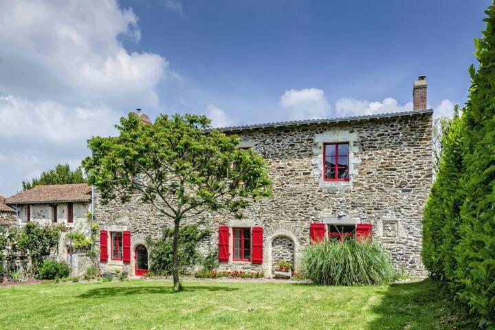 Maisdon-sur-Sèvre的民宿