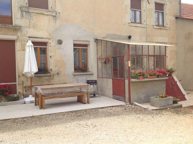 Balnot-la-Grange的民宿