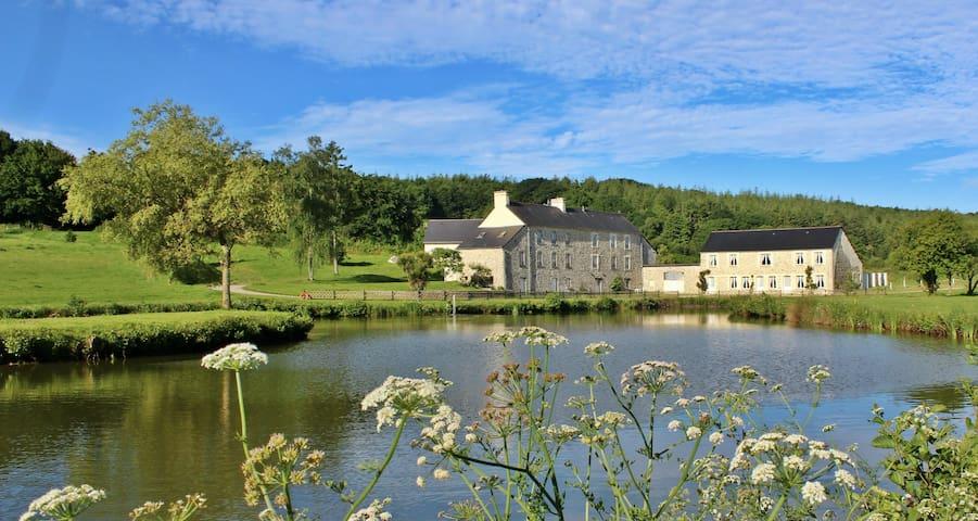 Saint-Sauveur-le-Vicomte的民宿