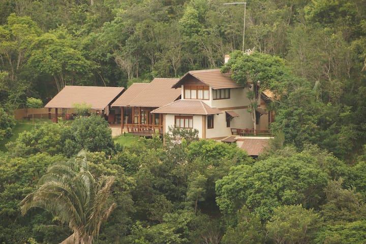 Bananeiras的民宿