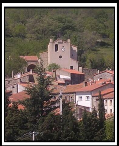 Saint-Marsal的民宿