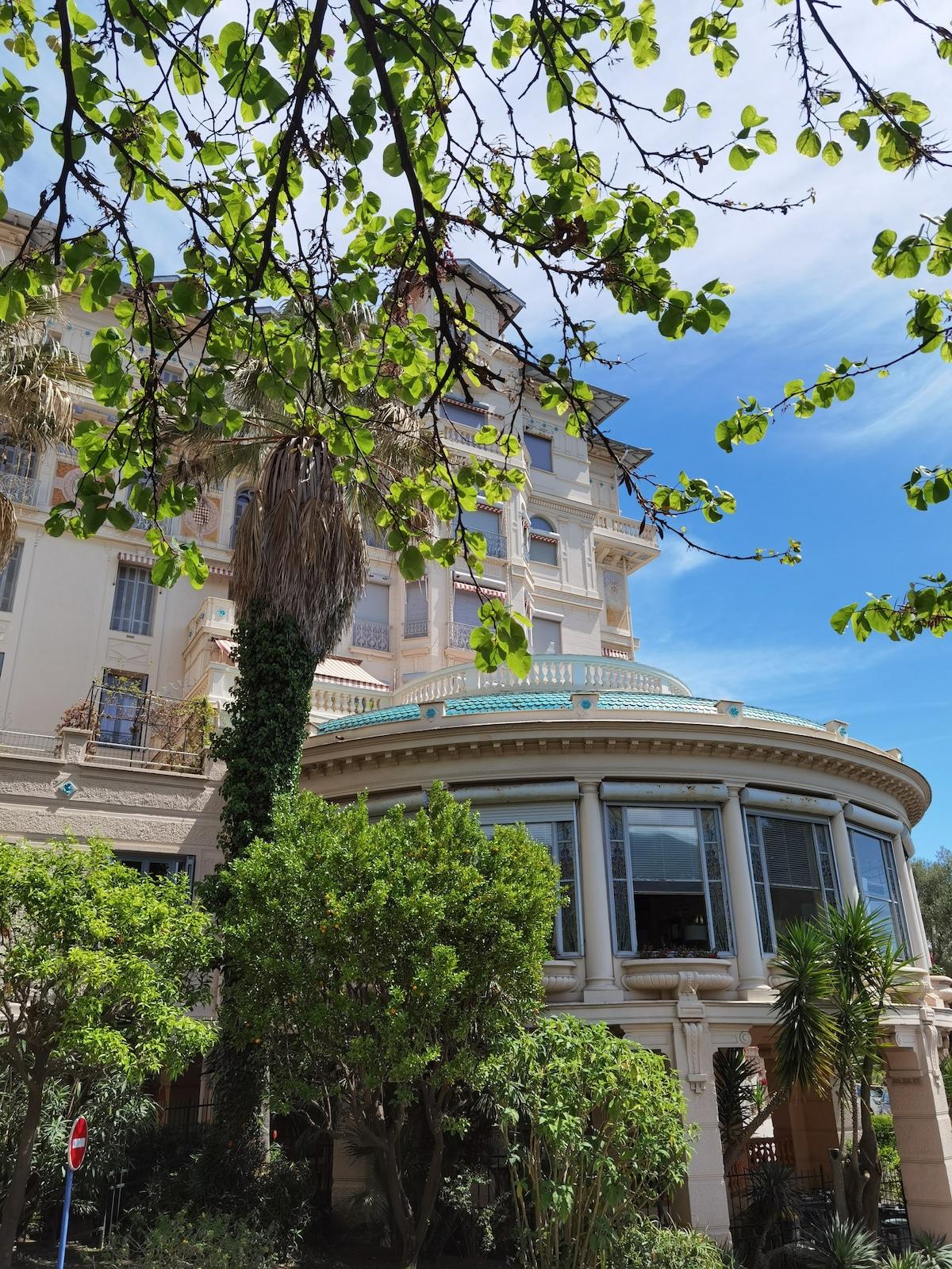 Havre de Paix à proximité de Monaco