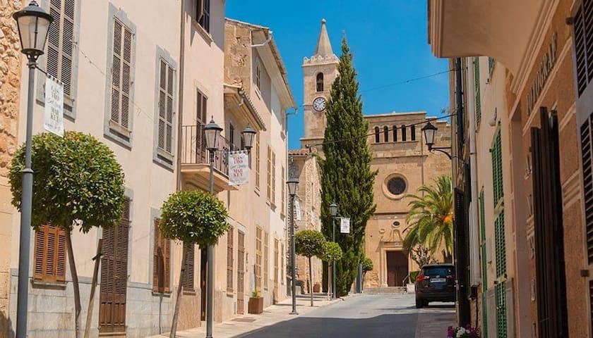 Sant Llorenç des Cardassar的民宿