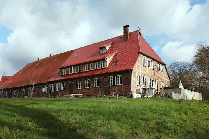 Natendorf的民宿