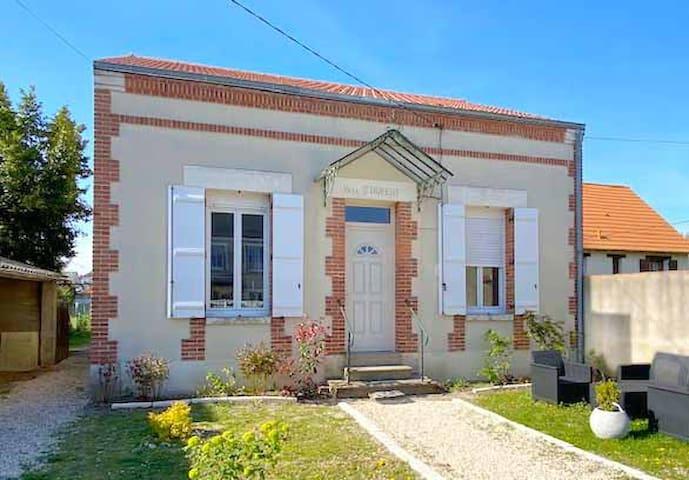 Argent-sur-Sauldre的民宿