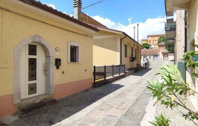 Savignano Irpino的民宿