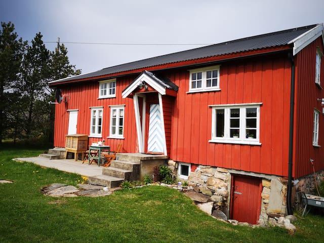 Averøy的民宿