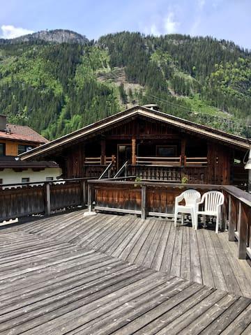 迈尔霍芬(Mayrhofen)的民宿