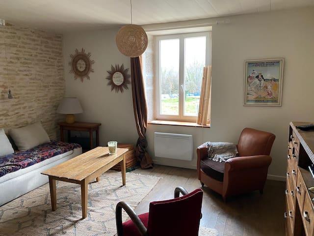 Veuxhaulles-sur-Aube的民宿