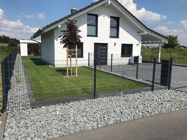 Löbnitz的民宿