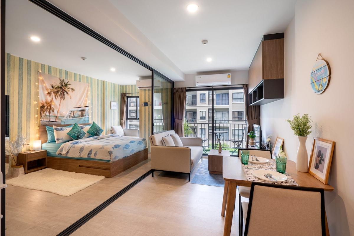 Lacasita Luxury Huahin Near Beach (Room 564)