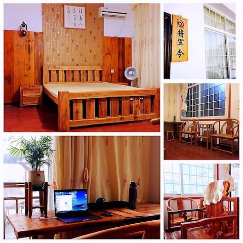 Yiyang的民宿
