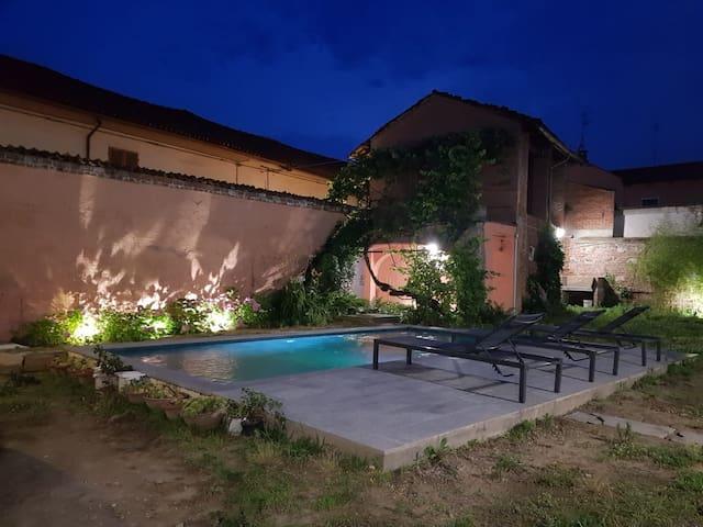 Carignano的民宿
