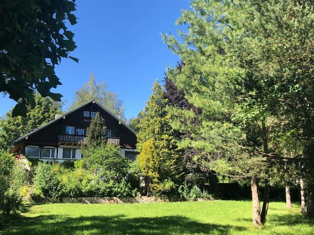 Langenbruck的民宿
