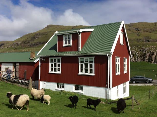 Froðba的民宿