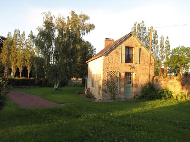 Isigny-sur-Mer的民宿