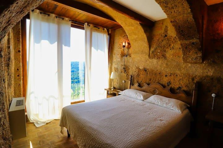 Civita di Bagnoregio的民宿