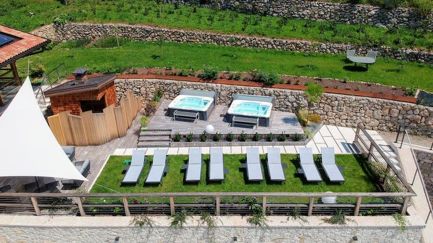 Valle San Felice的民宿