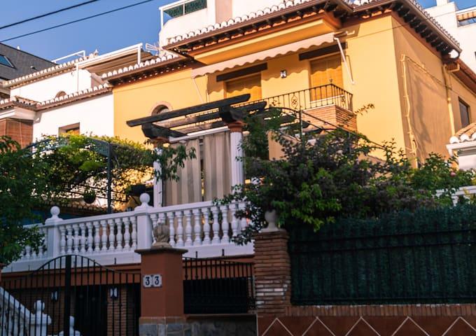 Cájar的民宿
