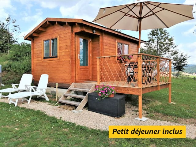 Champagnac-le-Vieux的民宿