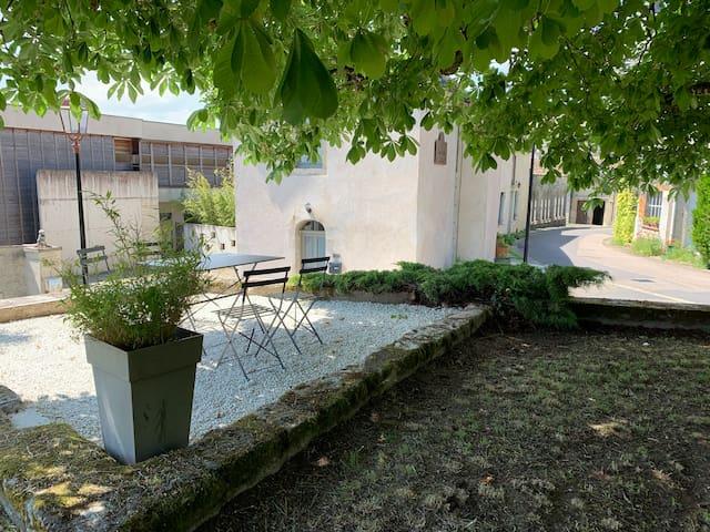 Vigneulles-lès-Hattonchâtel的民宿