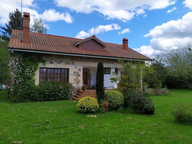 Cabuérniga的民宿