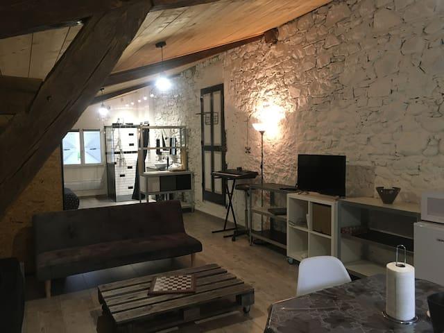 Labroquère的民宿