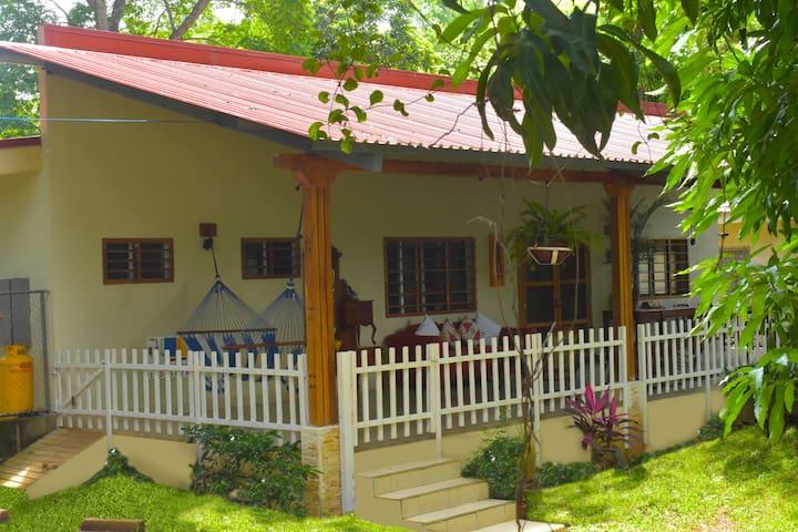 马那瓜的民宿