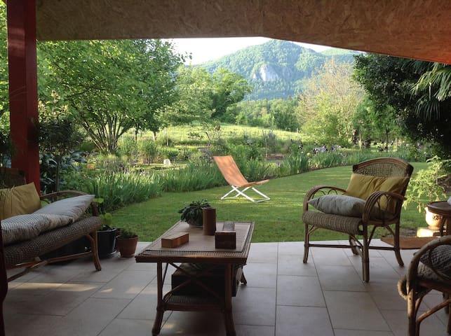 Sainte-Colome的民宿