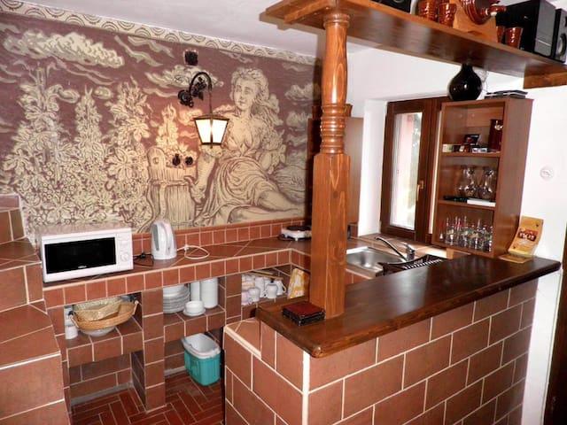 Hrušky的民宿