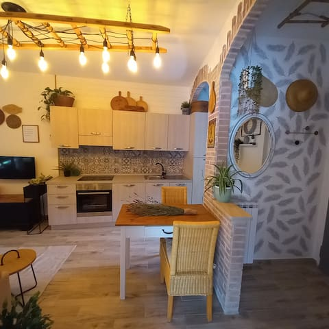 Porto Ceresio的民宿