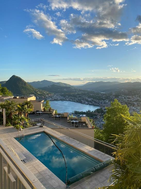 Panoramic Lugano