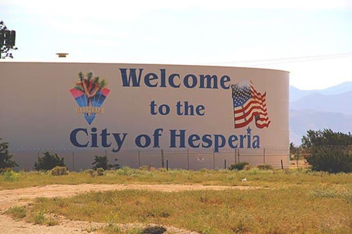 Hesperia的民宿