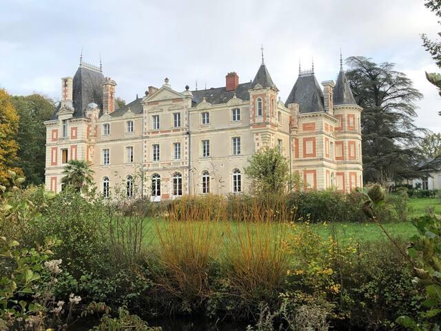 Baugé en Anjou的民宿