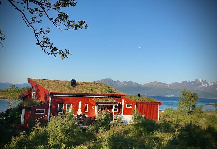 Stokmarknes的民宿