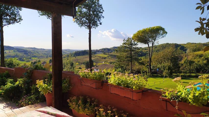 Montemarzino的民宿