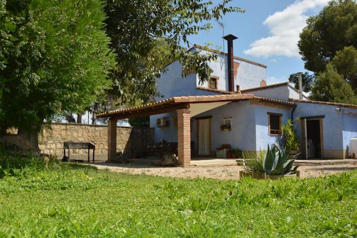 San Lorenzo del Flumen的民宿