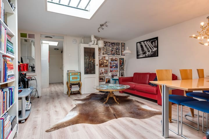 Great, Charming & Bright Appartment