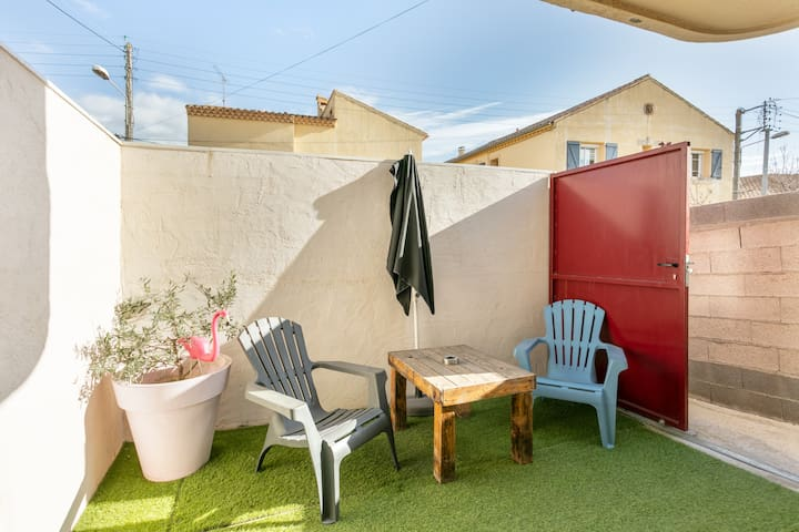 Narbonne的民宿