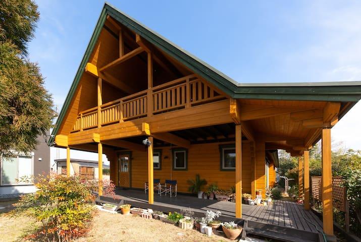Kuki-shi的民宿