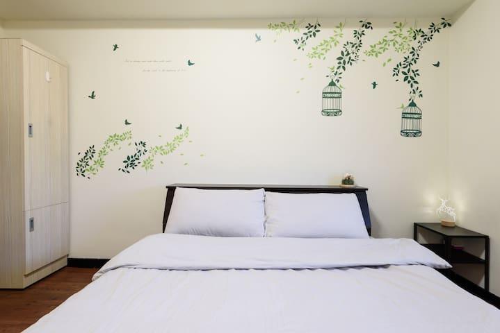 松山区的民宿