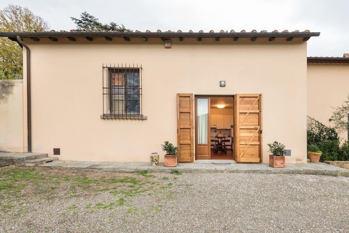 菲耶索莱(Fiesole)的民宿