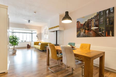 Comfortable house close to city centre