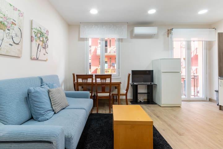 ACB Apartamento Céntrico en Bilbao para disfrutar