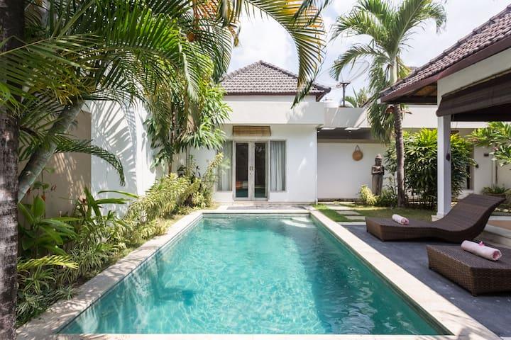 别墅、水明漾、2间卧室、游泳池、Wifi