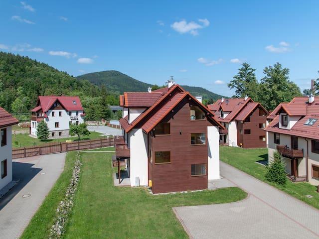 卡尔帕奇的民宿