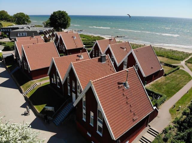 Grömitz OT Brodau的民宿