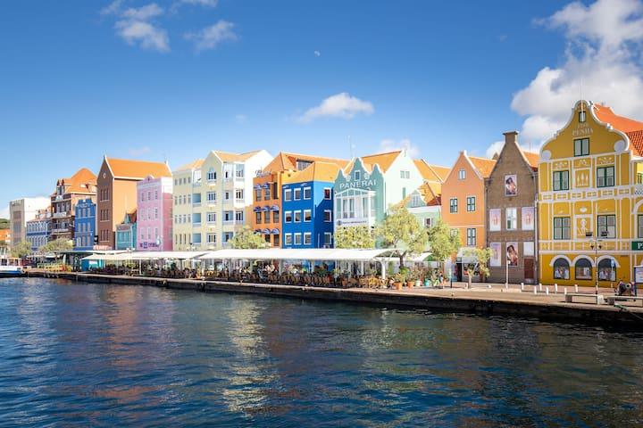 威廉斯塔德(Willemstad)的民宿