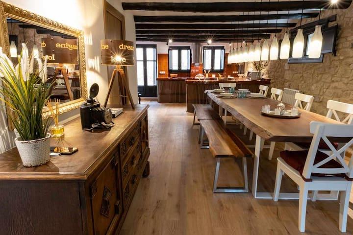 Maldà的民宿
