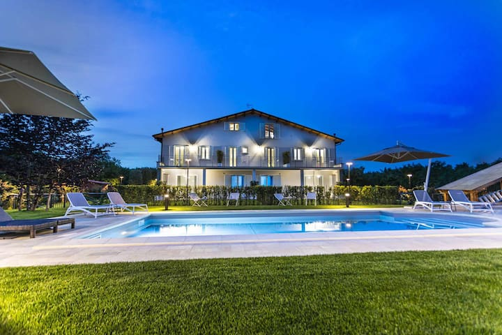 Capranica, Lazio的民宿